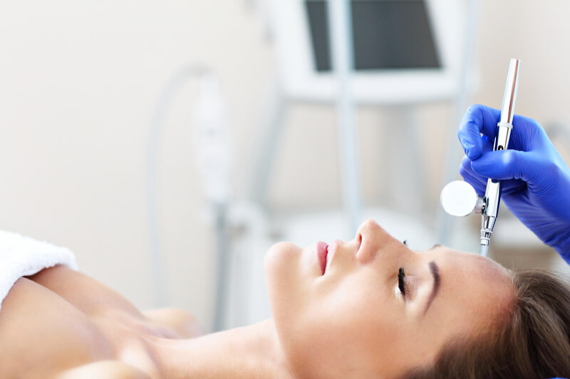 oxygen perfector facial for volume and revitalising